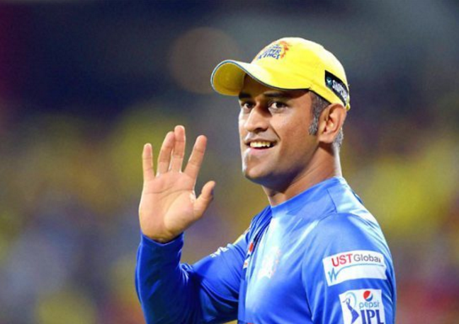 Dhoni Made his Decision