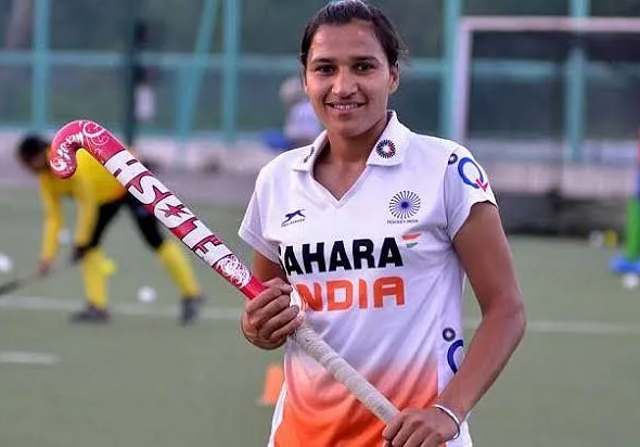 Hockey India Nominated National Women's Captain Rani
