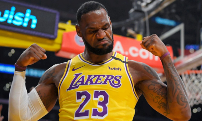 LeBron James Announced a New Partnership with Mobile App
