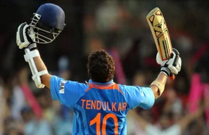 Sachin Tendulkar Has Scored Hundred Points in International Cricket